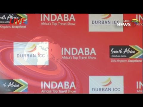 Indaba Expo in Durban, 16 May 2017