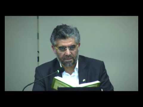 Melikşah Sezen - İmam Mâtürîdî ve Mâtürîdîlik - Cumartesi Sohbetleri (7)