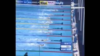 400 Freestyle Final - FINA World Championship Shanghai 2011