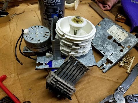 Maytag Whirlpool Amp Roper Washer Repair Fills But Wi