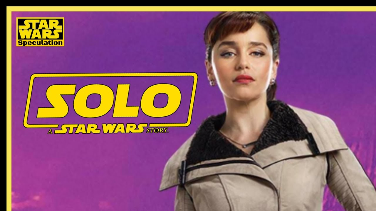 Who Does QI'RA Become After SOLO a Star Wars Story? #1