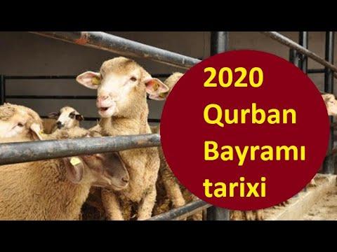 Bu Il Qurban Bayrami 4 Gun Is Olmayacaq 2020 Qurban Bayrami Gunu Youtube
