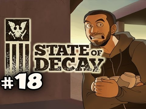 DOWNED PLANE - State of Decay w/ Nova Ep.18