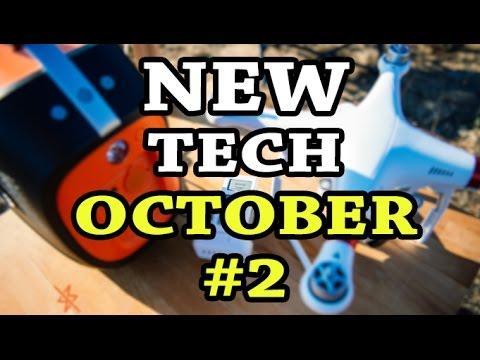 Best Tech Of OCTOBER 2016! (Kickstarter & Indiegogo) ▶2
