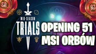 Opening 51 MSI Orbów!