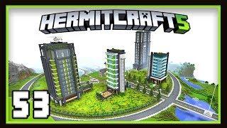HermitCraft Season 5: Awesome Modern Landscape Design  (Minecraft 1.12)