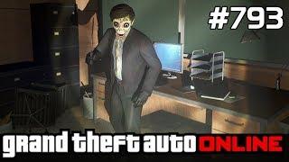 GTA 5 PC Online Po Polsku [#793] FIB czyli GANIANY w BIURZE /z Bertbert