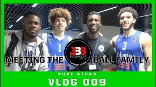 BIG BALLER BRAND LONDON CLASH | GAME HIGHLIGHTS | MEETING THE BALL FAMILY