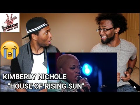 "The Voice 2015 Kimberly Nichole - Top 12: ""House of the Rising Sun"