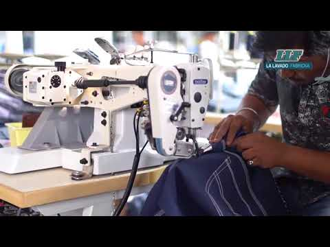 Jeans Manufacturing Unit