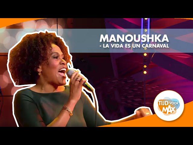 Manoushka Zeegelaar Breeveld - La vida es un Carnaval (Celia Cruz) | TIJD VOOR MAX