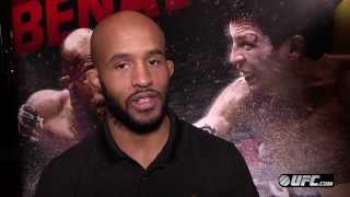 UFC on FOX 9: Johnson Ready for Battle