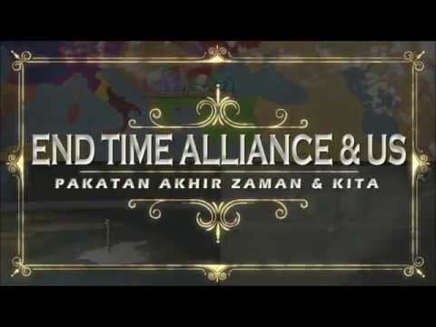 END TIME ALLIANCE AND US [TEKS INDONESIA]