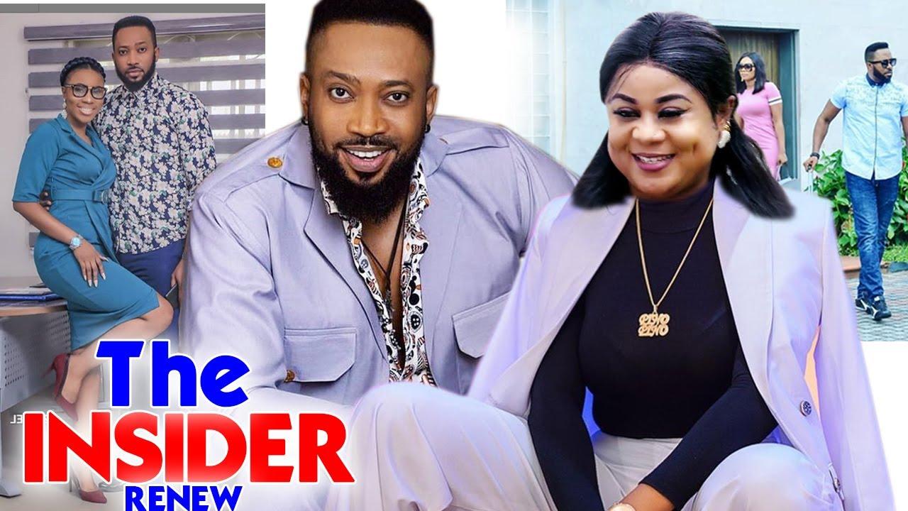 Download THE INSIDER_RENEW - [Season 9,10&11] Fredrick Leonard & Uju Okoli New Trending 2021 Nigerian Movie