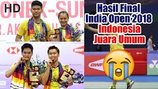 Download Video Hasil Final India Open 2018 MP3 3GP MP4