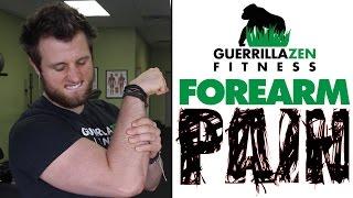 Forearm Pain | Active Self Myofascial Release