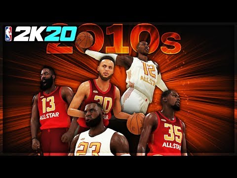 In The Zone - Who's the Starting Center in NBA 2K's 2010 All-Decade Team?!