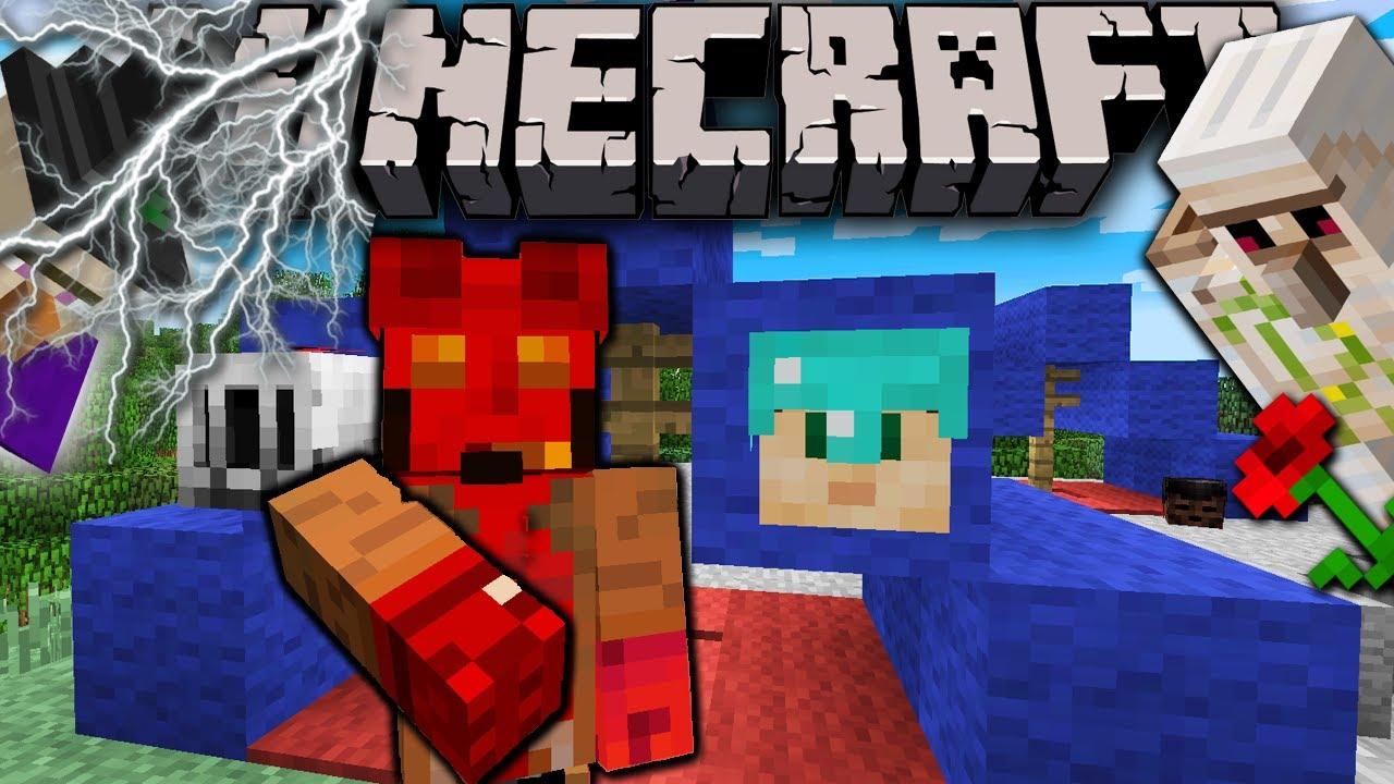 Minecraft 1.8 Snapshot: New Custom Skins, WorldEdit ...
