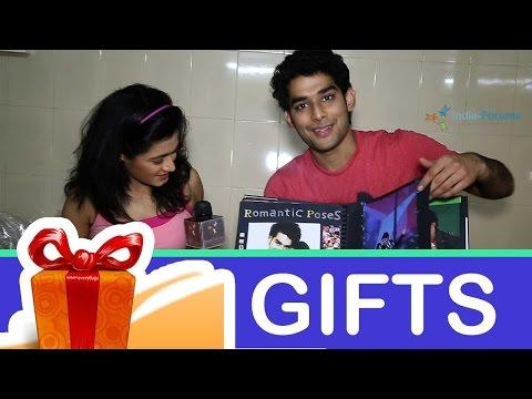 Sonia Balani and Priyanshu Jora's gift segment!  Part 02