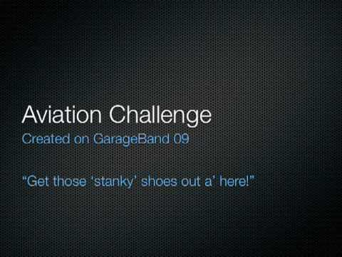 Aviation Challenge Song