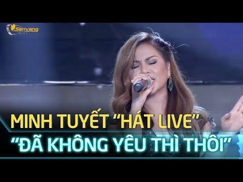 Minh Tuyết hát LIVE cực đỉnh với hit Đã Không Yêu Thì Thôi - Ca Sĩ Thần Tượng Tập #7