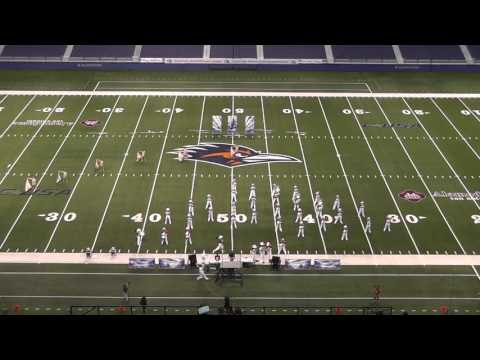 Prairiland High School Band 2015 - UIL 3A Texas State Marching Contest