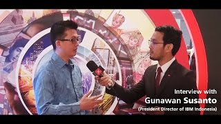 Gambar cover AIC 2016 -  Interview with Gunawan Susanto (President Director of PT IBM Indonesia)