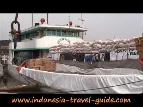 Wisata Indonesia -  Pelabuhan Sunda Kelapa Jakarta