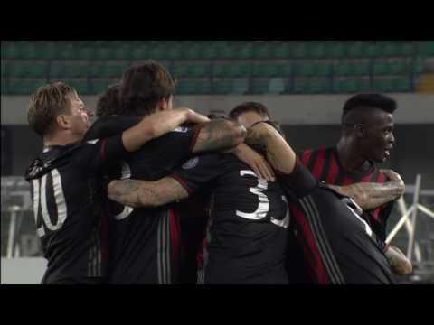 Highlights Chievo Verona-AC Milan 16th October 2016 Serie A