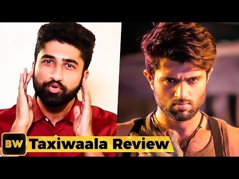 Taxiwaala Review by Behindwoods | Vijay Deverakonda | Priyanka Jawalkar