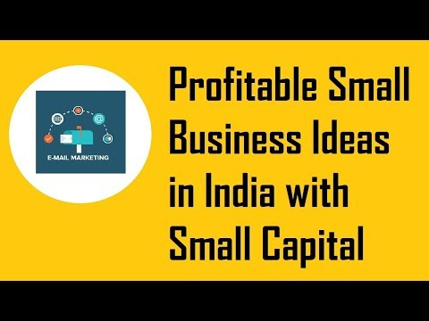 Small Business Ideas with Small Capital