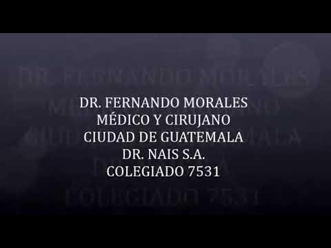 Dr. fernando morales guatemala diabetes