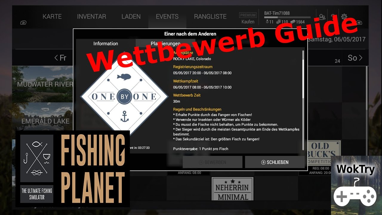 tuto fishing planet comment pecher