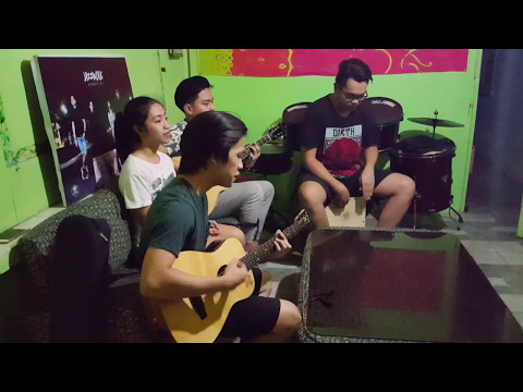 Sorry na, Pwede ba by Brownman Revival acoustic cover of JazzInCase