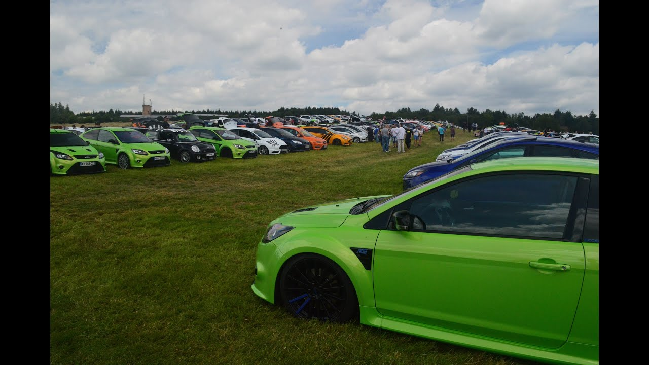 09072016  500 FORD Focus RS  ST Together  Internationales
