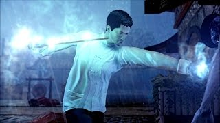 Sleeping Dogs Killing Zombies & Free Roam