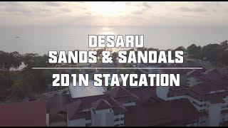 Desaru Sand u0026 Sandals度假村酒店 | 两天一夜浪漫游