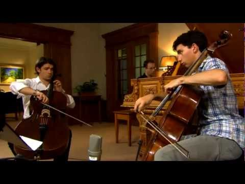 Shostakovich Prelude - Gautier Capucon - Stéphane Tétreault