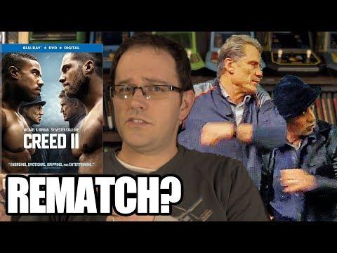 Where's the Rocky Vs Drago Rematch? - Creed 2 Blu-Ray