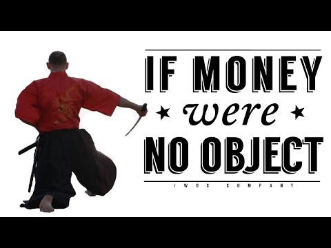 What If Money Was No Object? - Alan Watts (Drum And Bass Remix) | TWOSSCOMPANY [ARCHIVE]
