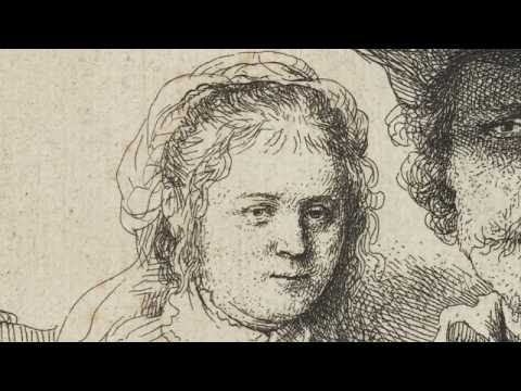 How Rembrandt Made His Etchings