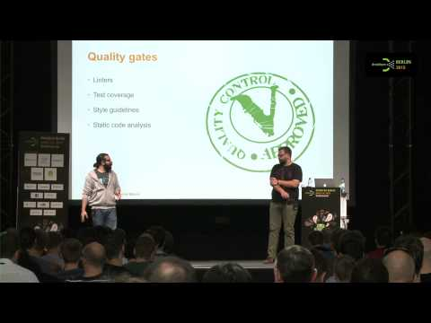 #droidconDE 2015: Sven Kroell & Thanos Karpouzis – Continuous integration for mobile on YouTube
