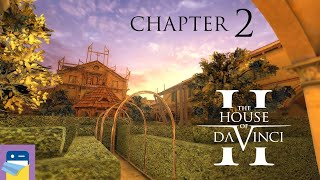 The House of Da Vinci 2: Chapter 2 Maria delle Grazie Walkthrough & Gameplay (by Blue Brain Games)