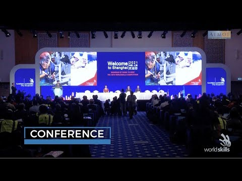 WorldSKills Abu Dhabi 2017 - Conference