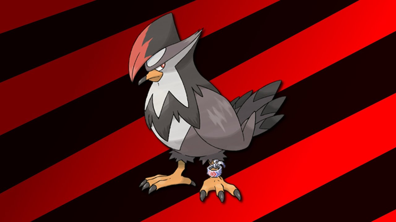OU: Elvis the banded Staraptor - part 1 (Pokemon X and Y ...