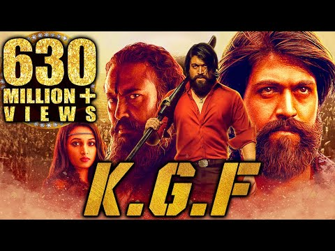 K.G.F Full Movie | Yash, Srinidhi Shetty, Ananth Nag, Ramachandra Raju, Achyuth Kumar, Malavika
