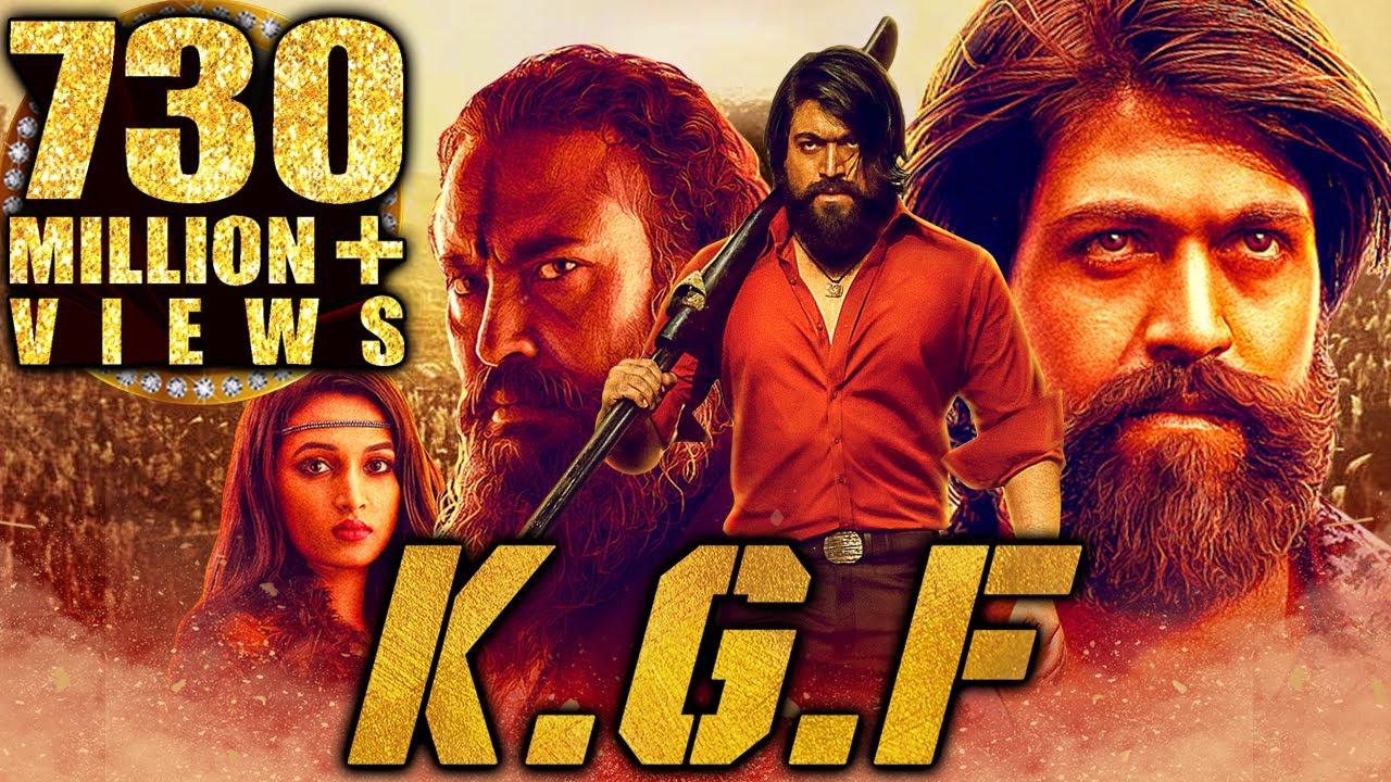 Download K.G.F Full Movie | Yash, Srinidhi Shetty, Ananth Nag, Ramachandra Raju, Achyuth Kumar, Malavika