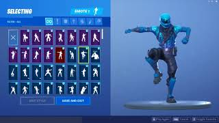 *NEW* Exclusive (HONOR GUARD SKIN)!! Showcased With all Emote/Dance - Fortnite Battle Royale
