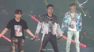 2PM 6Nights :: Don't Stop Can't Stop #택연 #Taecyeon