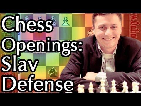 Dominate with the Slav Defense, Chameleon Variation - Gibraltar Chess 2013 (Gata Kamsky)